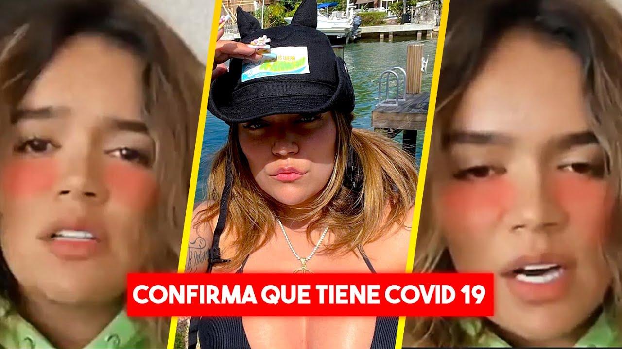 KAROL G da positivo a CORONAVIRUS ella misma lo CONFIRMA | Ay Dios Mio | Tendencias 2020