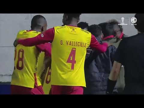 Aucas Guayaquil City Goals And Highlights