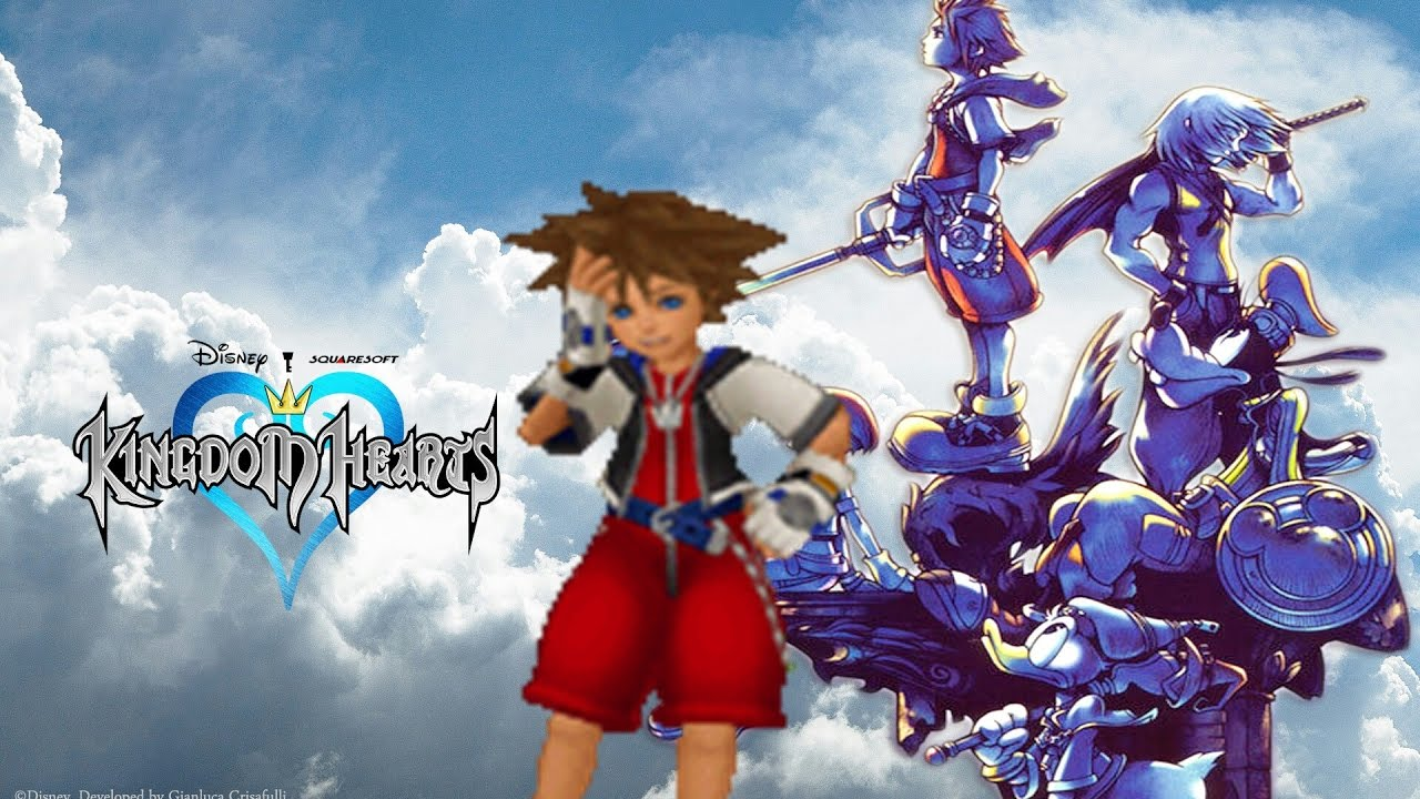 What Order Should You Play The Kingdom Hearts Games Youtube