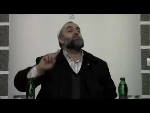 Gajlet e muslimanit - hoxhë Mazllam Mazllami -Qyl, 25.02.2012