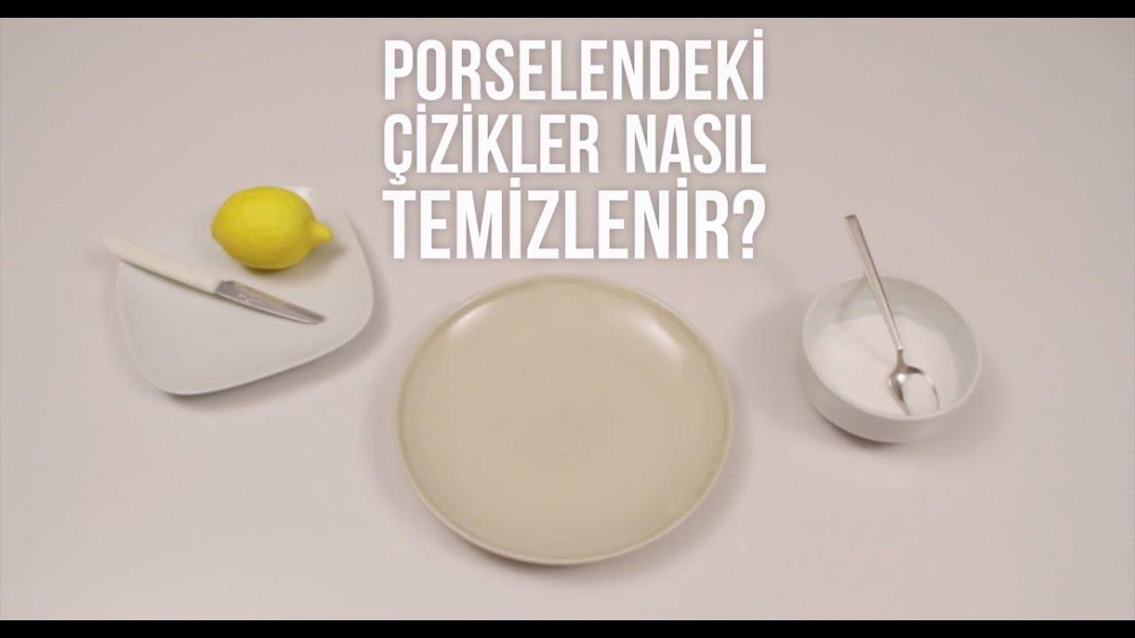 Porselen Tabak Nasıl Temizlenir