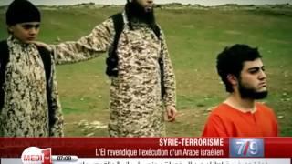 Daech diffuse la vidéo d'un enfant exécutant un Arabe israélien