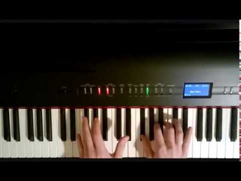 Транс на пианино видео