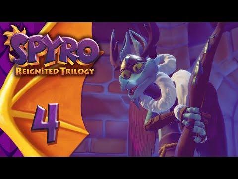 Spyro Reignited Trilogy ITA [Parte 4 - Grotta Ghiacciata]