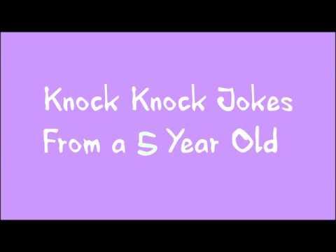 knock knock jokes from