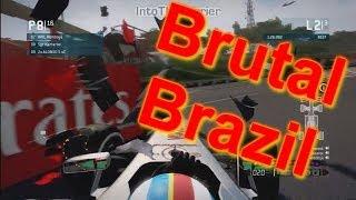 F1 Game 2013 - Brutal Brazil Thumbnail