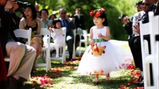 СВАДЬБА детские платья