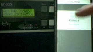 et 312 basic remote control