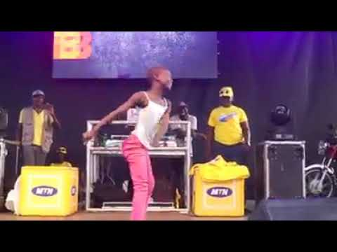 Wuno omwana who dances mo than triplets ghetto kids