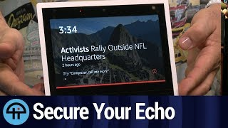 Secure Your Amazon Echo