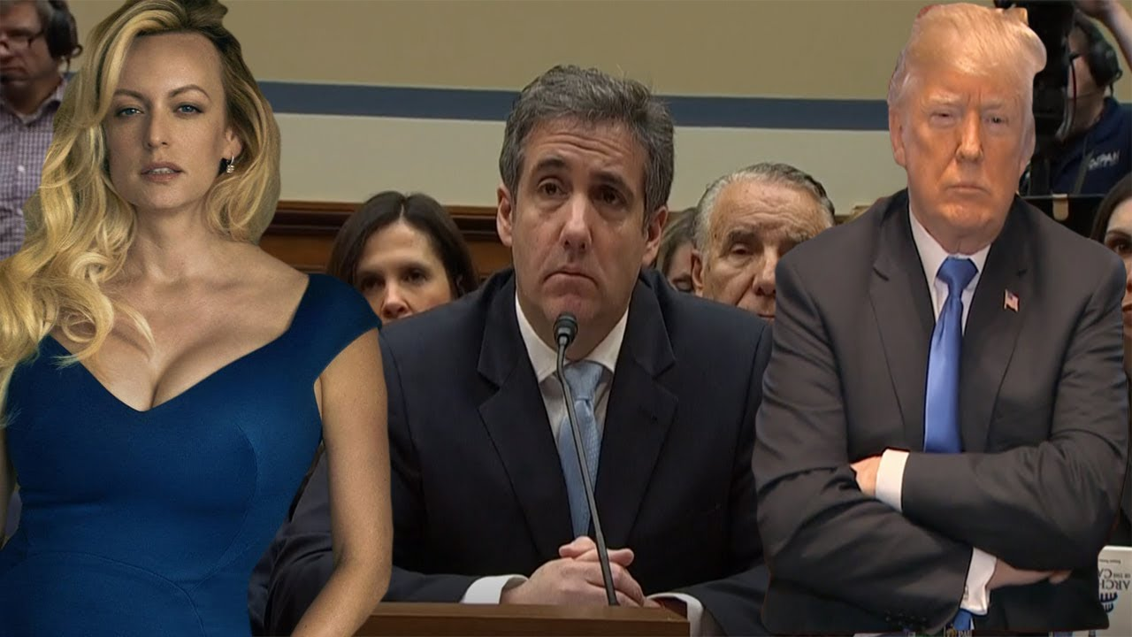Michael Cohen Drops Receipts On Trump Paying Off Stormy Daniels;Trump's Racism Confirmed