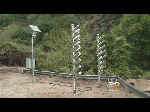 'Cloud Seeding' Helps Bring More Rain From Friday's Storm