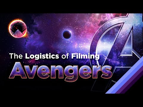 The Logistics Of Filming Avengers