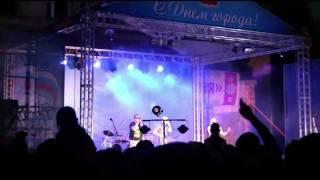 г . Козьмодемьянск 23.08. 2014 день города - концерт Отпетые мошенники