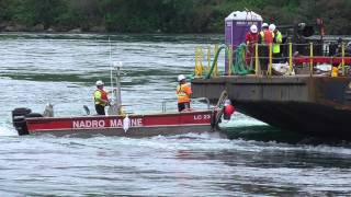 Lac Manitoba Salvage Operations