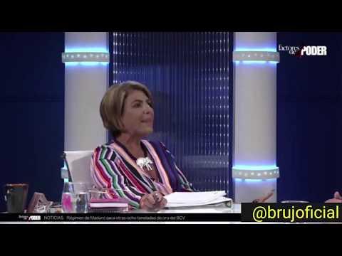 El Fiscal Ilegítimo Vs. Patricia Poleo 😂😂