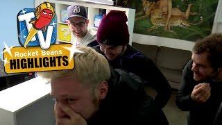 Sexuelle Belästigung am Arbeitsplatz: Hannes wird verarscht | Rocket Beans TV Highlights