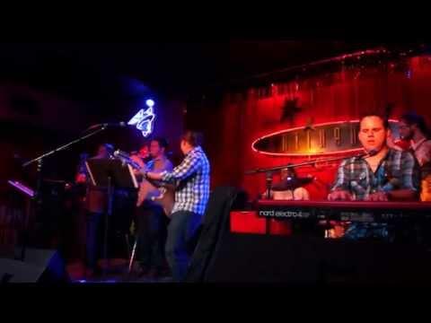Chris Watson Band Live at Continental Club Austin