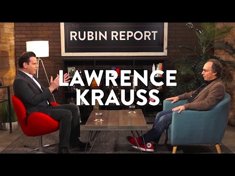 Lawrence Krauss and Dave Rubin: Donald Trump, Nuclear Threat, Science, and more (Full Interview)