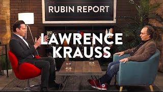 lawrence krauss and dave rubin donald trump nuclear threat science and more full interview
