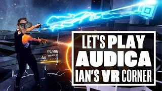 Audica is Beat Saber with GUNS, but does that make it better? - Ian's VR Corner