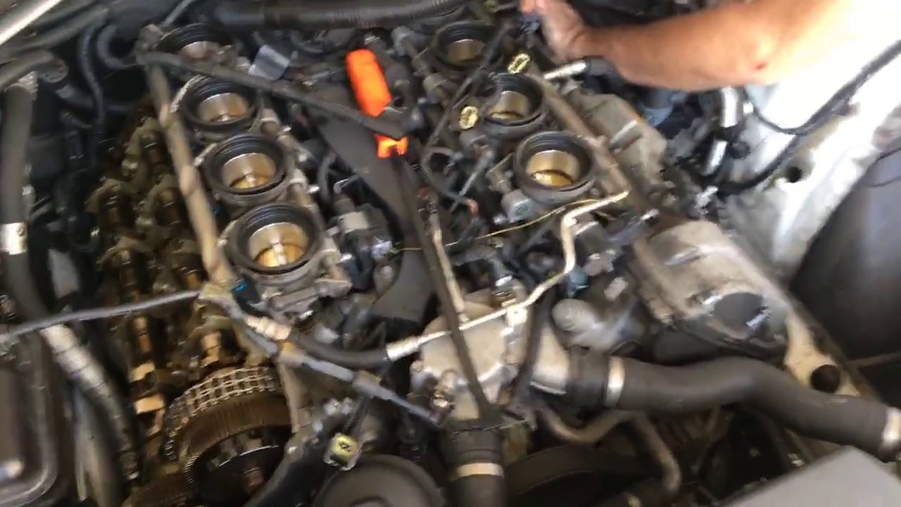 live e92 m3 valve cover removal youtube