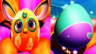 Ферби Коннект #32 Furby Connect World игровой мультик для детей виртуальный питомец #Мобильныеигры