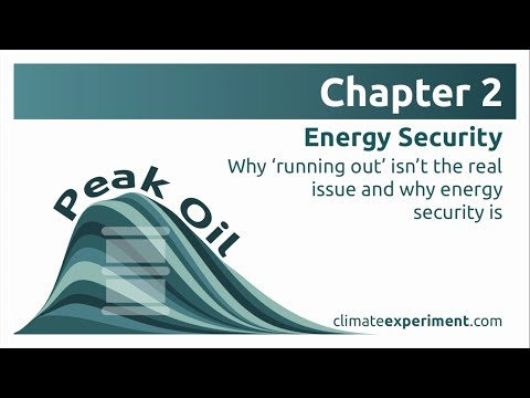 WhateverWorks: Oil - Energy Security