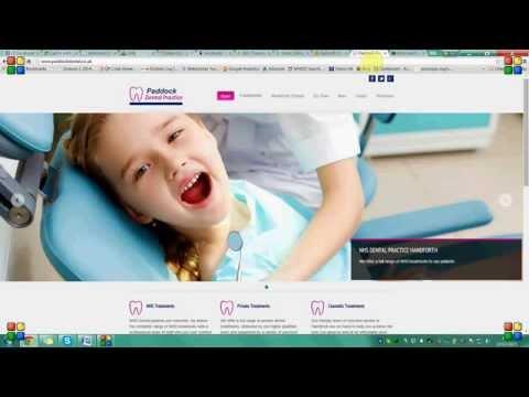 website design st helens video