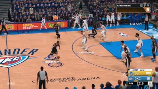 TSBT 35 | WC 1st Round | Golden State Warriors (nedjohnsen) vs Oklahoma City Thunder (northefesouth)