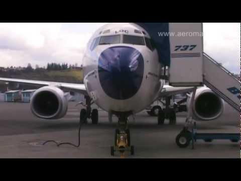Malév történelem: az Il-18-astól a B 737NG-ig