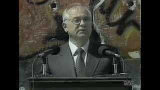 Mikhail Gorbachev Address to Westminster College