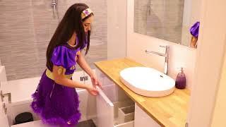 יוטיוב - דוני משתלט לנופיקי על ערוץ ה- היוטיוב שלה ושר את השיר שלה בדרך מצחיקה