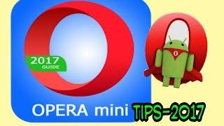 [Screet tips] যারা Opera mini ব্যবহার করেন,শুধুমাত্র তাদের জন্য।No root