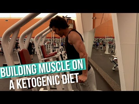 Tips For Building Muscle On Keto U0026 Fitness After 40