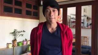 2015/11/18 日本・ラオス合作映画『サーイ・ナームライ』 主演・井上雄...