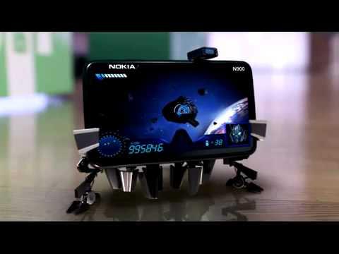 Nokia N900 Transformers