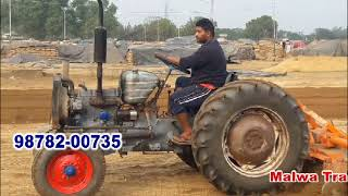 Testing Ford  3600   Extra power