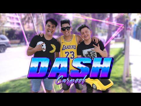 """La Confesión De Dash: """"Soñé Con Cangri"""" 😱  Carpool VAC 🚙🎶"""