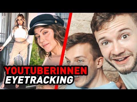 Wir bewerten Youtuberinnen mit EYETRACKING | Tim im Picknick Modus |nscope21