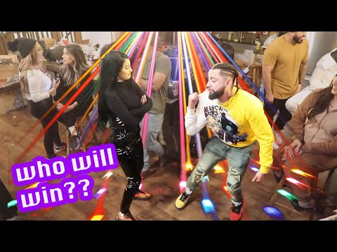 THE DANCE BATTLE YOU'VE BEEN WAITING FOR!!!! (HILARIOUS)