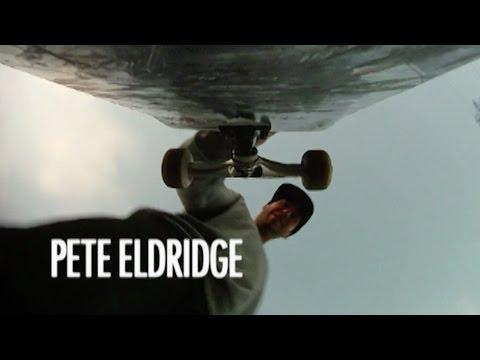 Video Vortex: Pete Eldridge, Hallelujah | TransWorld SKATEboarding