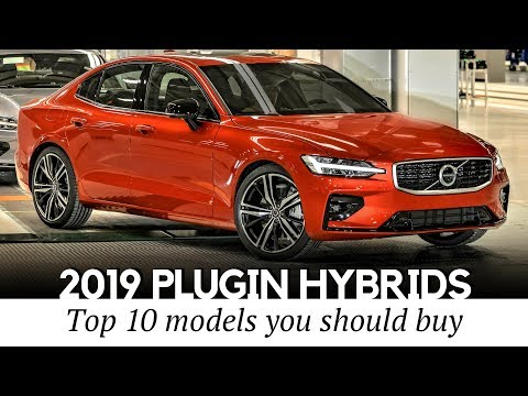 NEW Plug-in Hybrids of : Electric Cars with Gasoline Range Extenders
