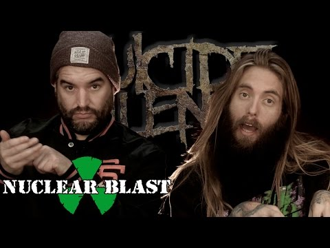 SUICIDE SILENCE - Self-titled album is out now! (OFFICIAL TRAILER)