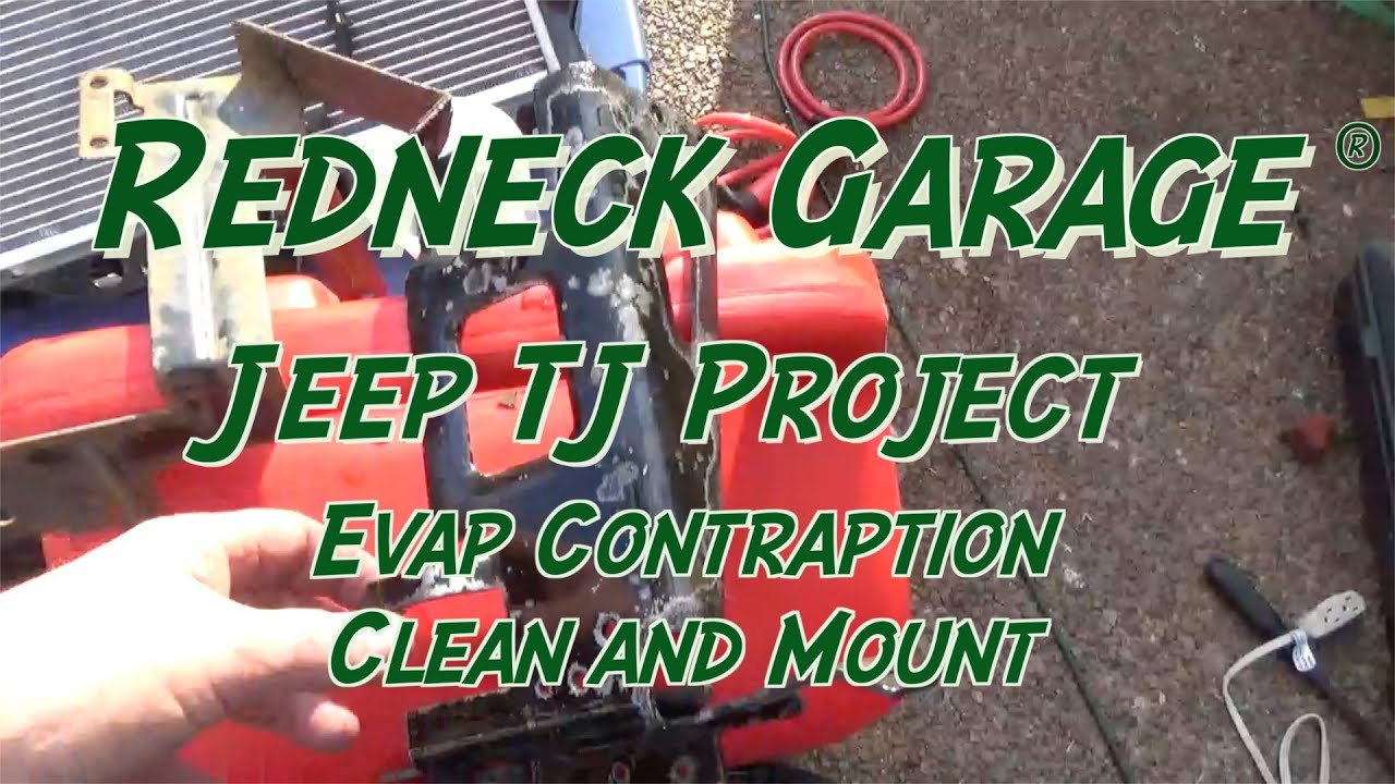 hight resolution of jeep wrangler tj project evaporative system cleaning and rust