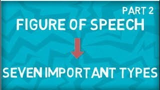 Figure of Speech | Types of Figure of Speech | Examples of Figure of Speech