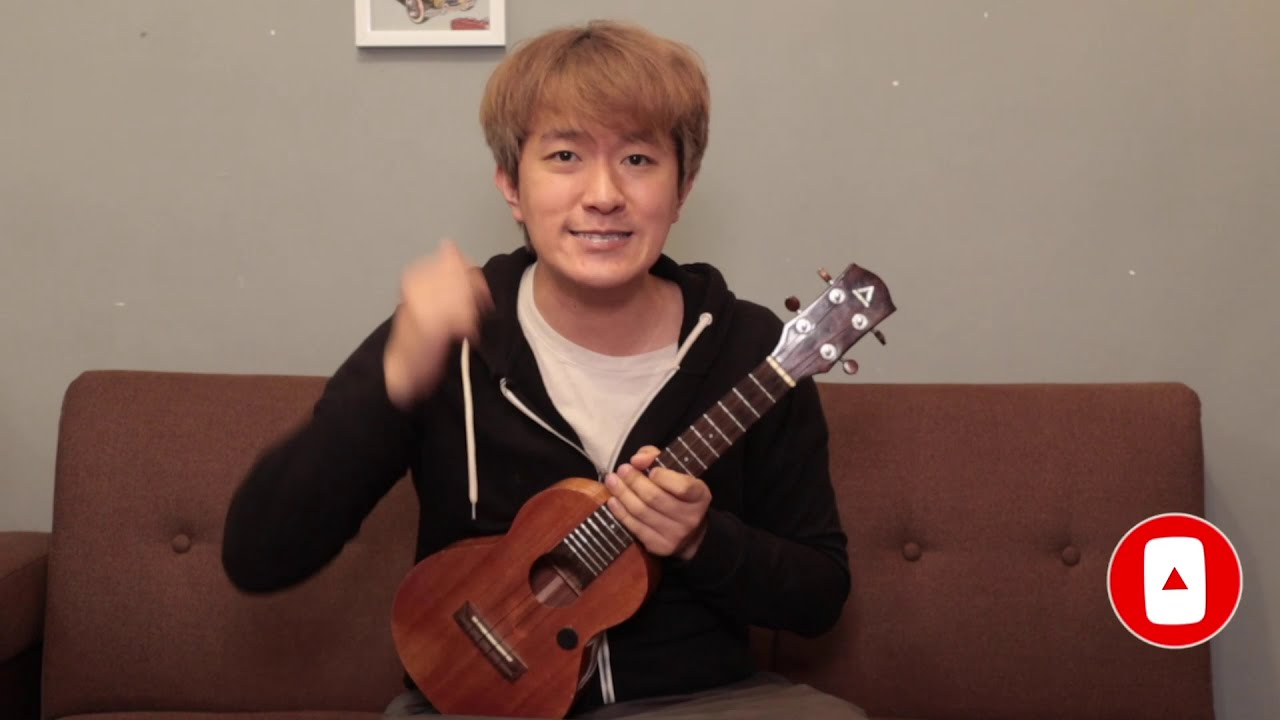 [由零學起ukulele] Lv 2-4 You Raise Me Up
