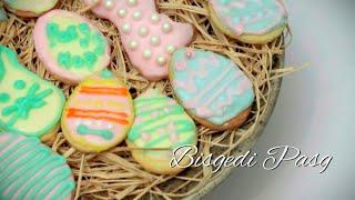Bisgedi Pasg rhan 1 | Cegin Saffwrn | Welsh Easter biscuits recipe
