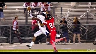 2015 wr auden tate 2013 season highlight remix
