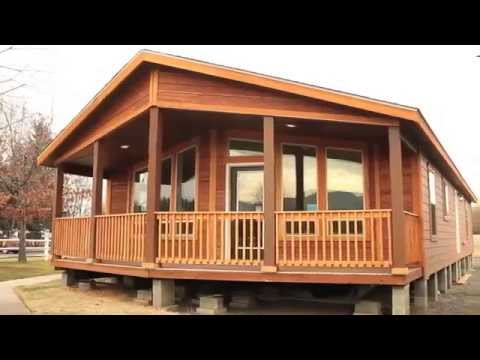 Manufactured Home Video Tour Northwest Palm Harbor Homes YouTube